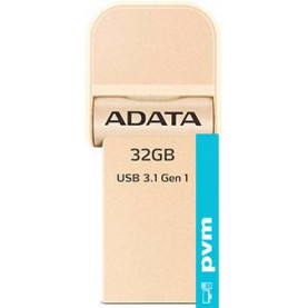 USB Flash A-Data AI920 32GB [AAI920-32G-CGD]
