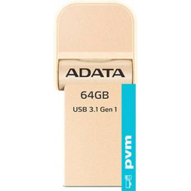 USB Flash A-Data AI920 64GB [AAI920-64G-CGD]