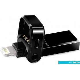 USB Flash A-Data AI920 64GB [AAI920-64G-CBK]