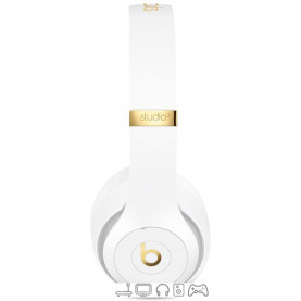 Наушники Beats Studio3 Wireless (белый)