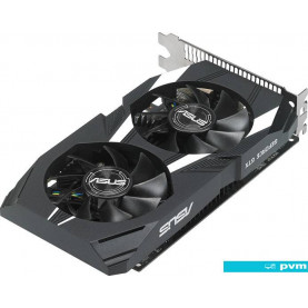 Видеокарта ASUS ASUS Dual series GeForce GTX 1050 OC 2GB GDDR5