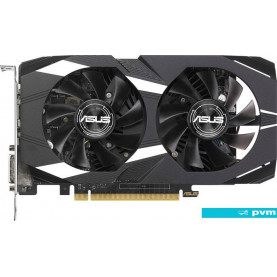 ASUS Dual series GeForce GTX 1050 Ti OC 4GB GDDR5