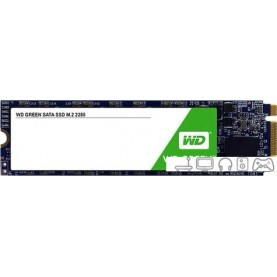 SSD WD Green 480GB WDS480G2G0B