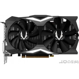 Видеокарта ZOTAC GeForce RTX 2070 Mini 8GB GDDR6 ZT-T20700E-10P