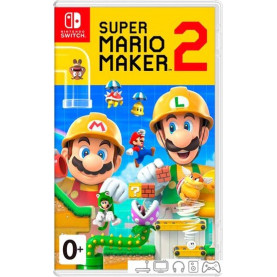 Игра Super Mario Maker 2 для Nintendo Switch