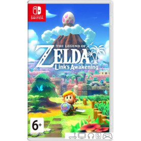 Игра The Legend of Zelda: Link's Awakening для Nintendo Switch