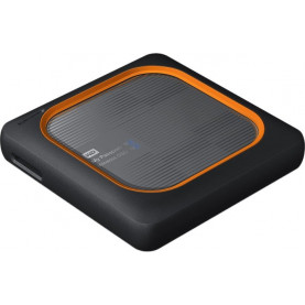 Внешний накопитель WD My Passport Wireless 2TB WDBAMJ0020BGY