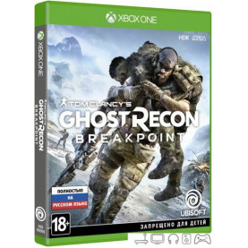 Игра Tom Clancy's Ghost Recon: Breakpoint для Xbox One