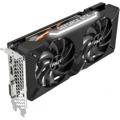 Видеокарта Palit GeForce GTX 1660 Super GP 6GB GDDR6 NE6166S018J9-1160A