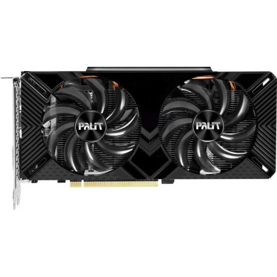 Видеокарта Palit GeForce GTX 1660 Super GP OC 6GB GDDR6 NE6166SS18J9-1160A