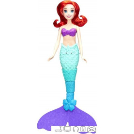Кукла Hasbro Disney Princess Swimming Adventures Ariel E0051