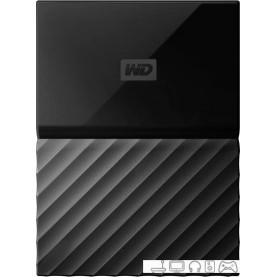 Внешний накопитель WD My Passport for Mac 2TB WDBLPG0020BBK