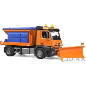 Bruder Mercedes Benz Arocs winter service vehicle 03685