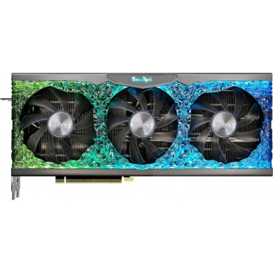 Видеокарта Palit GeForce RTX 3090 GameRock 24GB GDDR6X NED3090T19SB-1021G