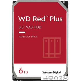 Жесткий диск WD Red Plus 6TB WD60EFZX