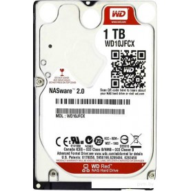 Жесткий диск WD Red 1TB (WD10JFCX)