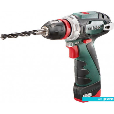 Дрель-шуруповерт Metabo PowerMaxx BS Quick Basic (60015650)