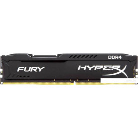 Оперативная память Kingston HyperX FURY 2x8GB DDR4 PC4-19200 [HX424C15FB2K2/16]