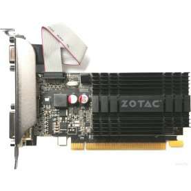 Видеокарта ZOTAC GeForce GT 710 1GB DDR3 [ZT-71301-20L]