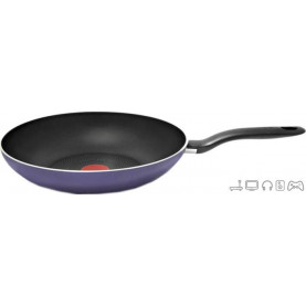 Сковорода ВОК Tefal Tendance Black Current 04157628