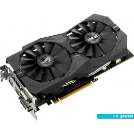 Видеокарта ASUS GeForce GTX 1050 Ti OC 4GB GDDR5 [ROGSTRIX-GTX1050TI-O4G-GAMING]